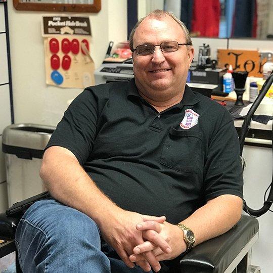 Barber, John Stadler